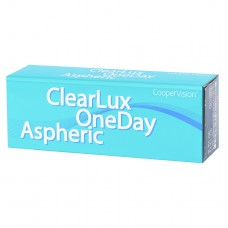 Контактные линзы CLEARLUX ONE DAY ASPHERIC