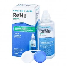 Раствор для линз Bausch+Lomb ReNu Multi Plus 120 мл