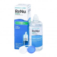 Раствор для линз Bausch+Lomb ReNu Multi Plus 240 мл